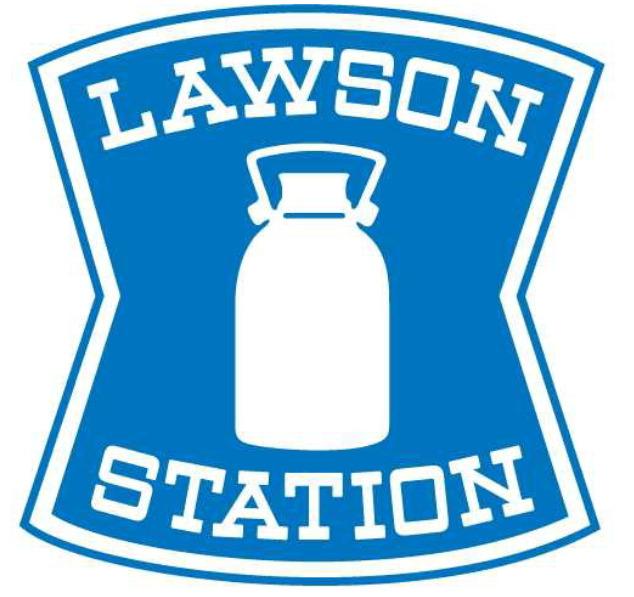 ローソンのロゴマークのイメージ