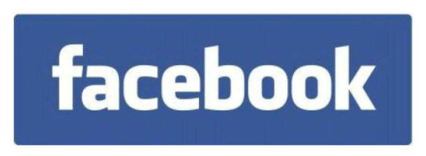 Facebook社のロゴタイプ